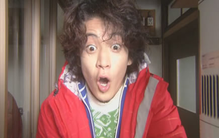 Kazumi (Oguri Shun) El protagonista