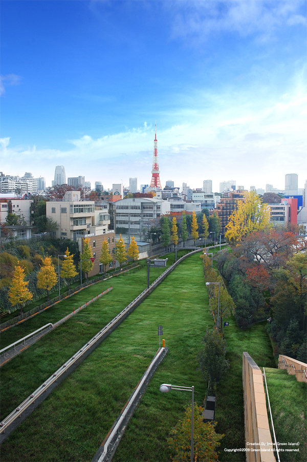 tokyo-green-roppongi